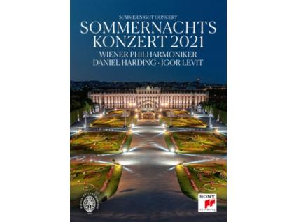 DANIEL HARDING & WIENER PHIL-HARMONIC - Summer Night Concert 2021 (DVD)