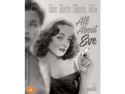 All About Eve (1950) (Criterion Collection) Uk Only (Blu-ray)