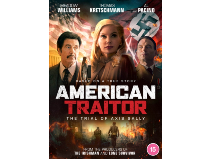 American Traitor (DVD)