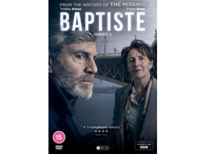 Baptiste: Series 2 (DVD)