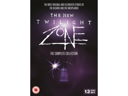 New Twilight Zone: The Complete Series (DVD Box Set)