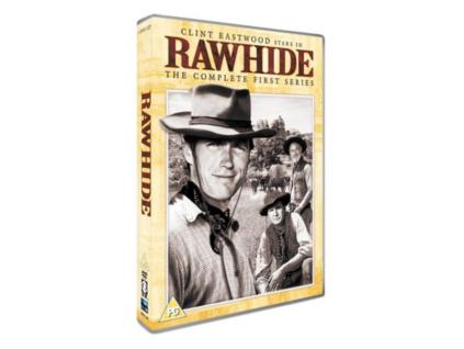 Rawhide Series 1 (DVD Box Set)