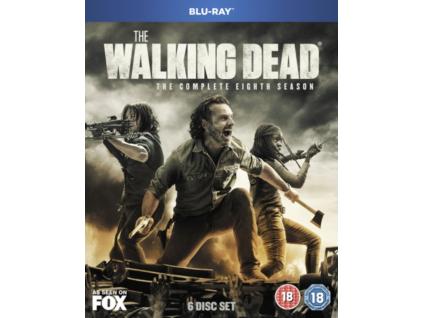 Walking Dead The Season 8 (Blu-ray)