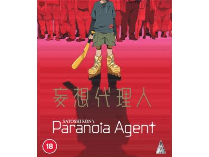 Paranoia Agent (Blu-ray)