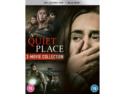 A Quiet Place Part I & Part II (Blu-ray 4K)