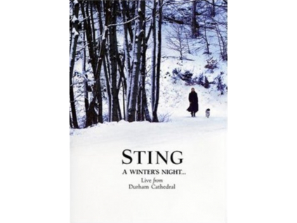 STING - A Winters Night - Live From Durham (DVD)