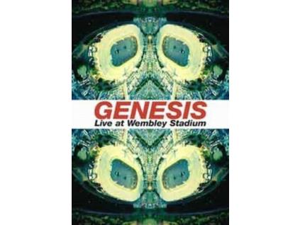 GENESIS - Live At Wembley Stadium (DVD)
