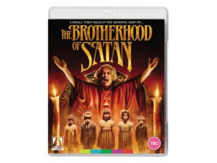 Brotherhood Of Satan. The (Blu-ray)