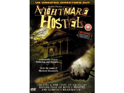 Nightmare Hostel DVD