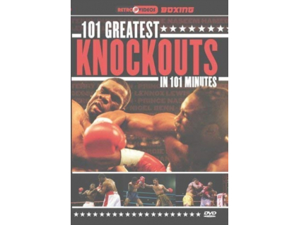 101 Great Knockouts DVD