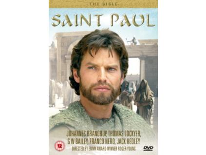 The Bible - St Paul DVD