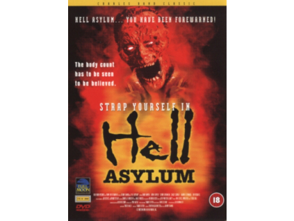 Hell Asylum DVD