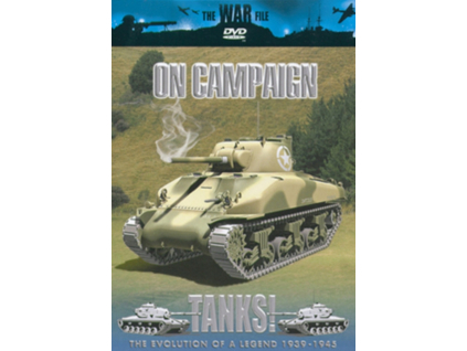Tanks - On Campaign DVD