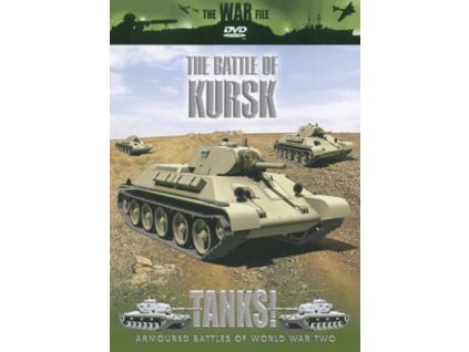 Tanks - The Battle Of Kursk DVD