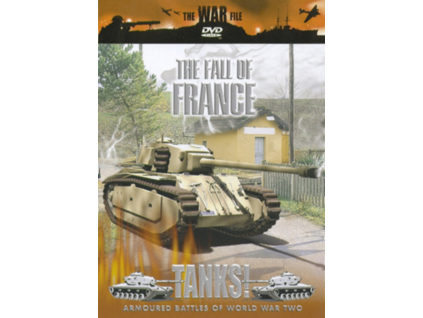 Tanks - The Fall Of France DVD