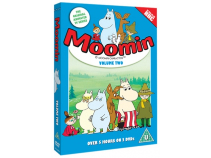 Moomin - Volume 2 DVD