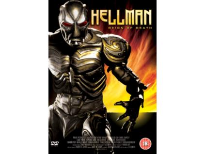 Hellman - Reign Of Death DVD