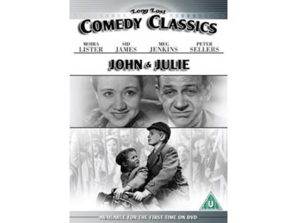 John and Julie DVD