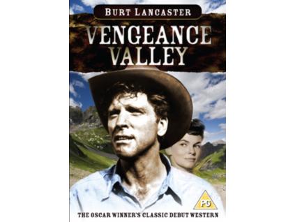 Vengeance Valley DVD