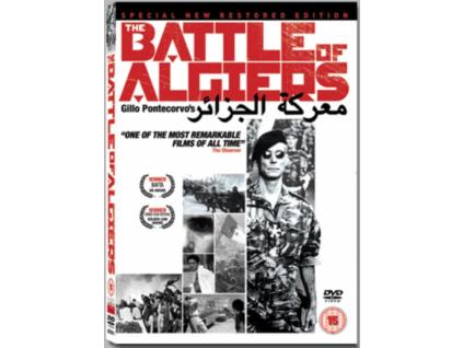 Battle Of Algiers DVD