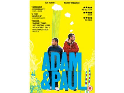 Adam And Paul DVD