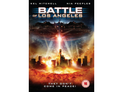 Battle Of Los Angeles DVD