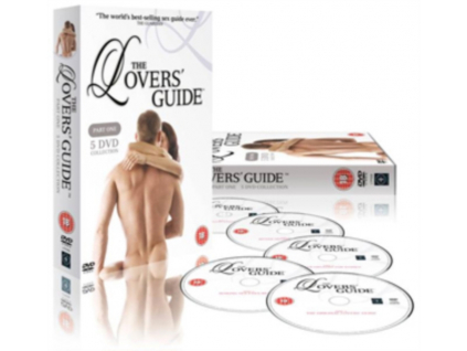 The Complete Lovers Guide - Part 1 DVD