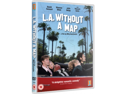 LA Without A Map DVD