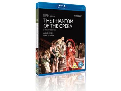 Phantom Of The Opera Blu-Ray