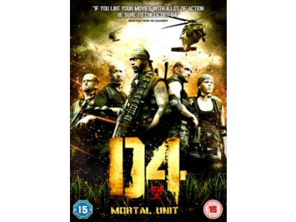 D4 Mortal Unit DVD