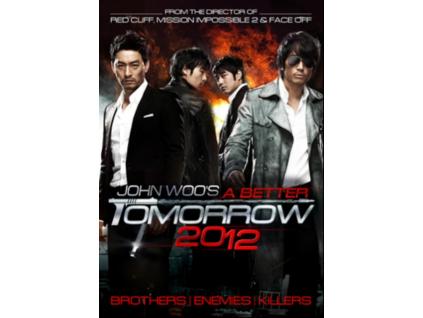 A Better Tomorrow 2012 DVD