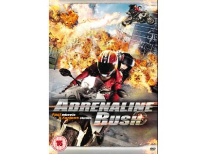 Adrenaline Rush (Aka Quick) DVD