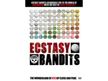 Ecstasy Bandits Blu-Ray