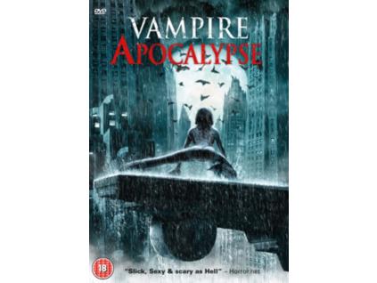 The Vampire Apocalypse DVD