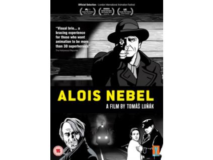 Alois Nebel DVD