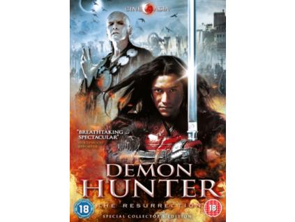 Demon Hunter - The Resurrection DVD