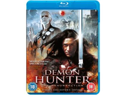 Demon Hunter - The Resurrection Special Collectors Edition Blu-Ray