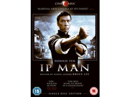 Ip Man DVD