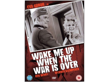 Wake Me When The War Is Over DVD