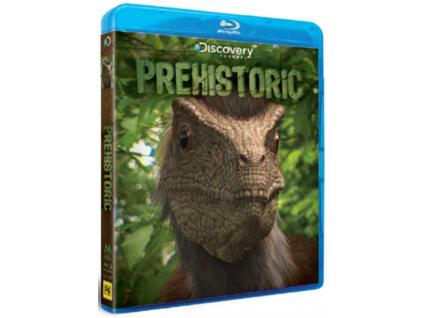 Prehistoric Blu-Ray