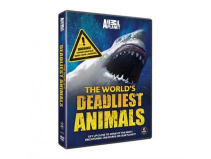 The Worlds Deadliest Animals - 6 Disc Box Set DVD