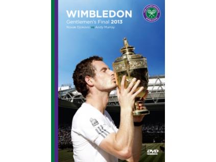 Wimbledon - 2013 Mens Final Murray vs Djokovic DVD