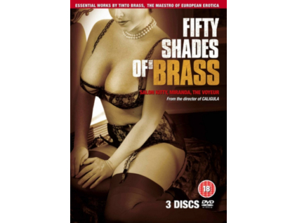 50 Shades Of Tinto Brass DVD