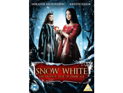 Snow White - The Fairest Of Them All DVD