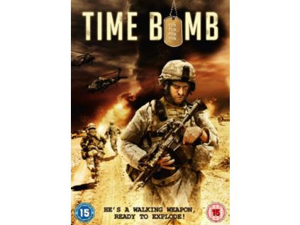 Time Bomb DVD