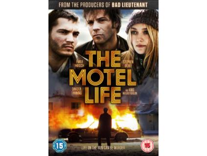The Motel Life DVD