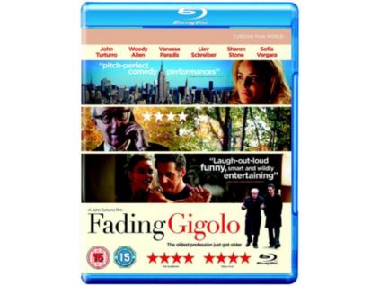 Fading Gigolo Blu-Ray