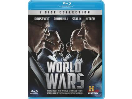 The World Wars Blu-Ray