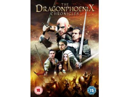 The Dragonphoenix Chronicles DVD