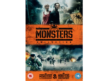 Monsters / Monsters - Dark Continent DVD